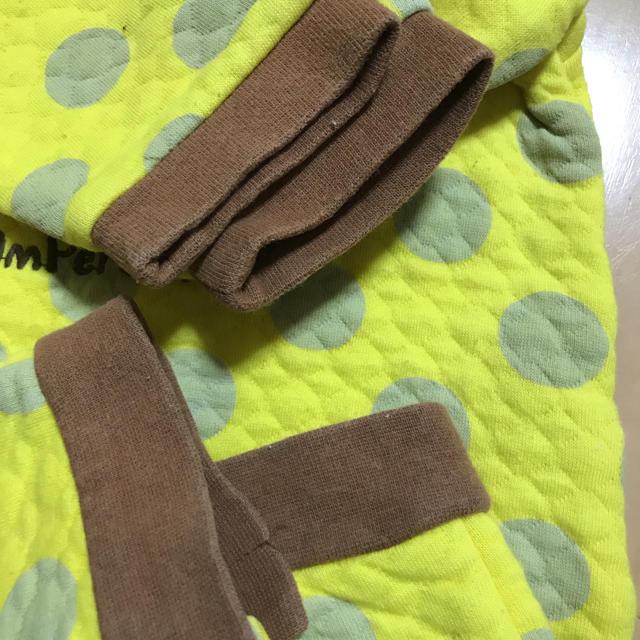 ampersand(アンパサンド)のAMPERSAND アンパサンド ロンパース 70 キッズ/ベビー/マタニティのベビー服(~85cm)(ロンパース)の商品写真
