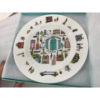 ティファニー(Tiffany & Co.)のティファニー  お皿2枚set(食器)