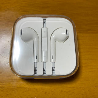 Apple - アップル純正イヤホン
