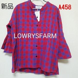LOWRYS FARM - A458♡新品 LOWRYSFARM