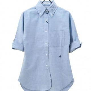 MADISONBLUE - 新品 MADISONBLUE/マディソンブルー サックスシャツ 00