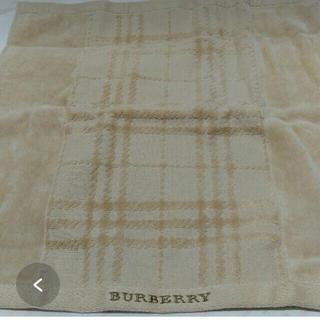 BURBERRY - 新品 バーバリー ウオッシュタオル ベージュ