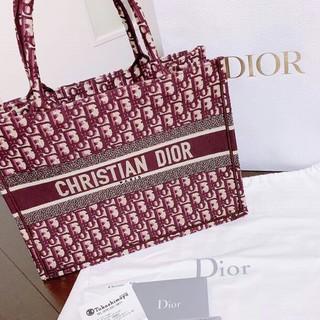 クリスチャンディオール(Christian Dior)のChristian Dior ディオール ブックトート スモール(トートバッグ)