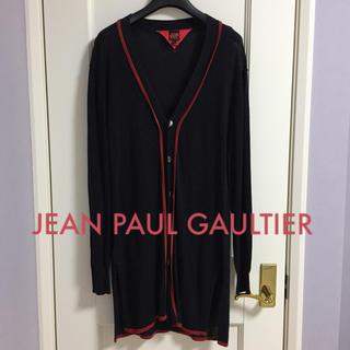 Jean-Paul GAULTIER - JEAN PAUL GAULTIER ジャンポールゴルチエ ロングカーディガン