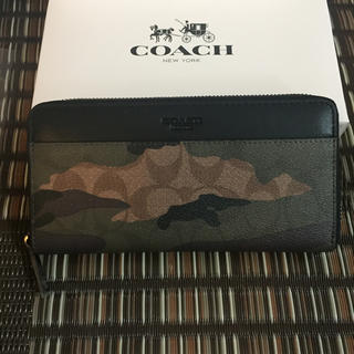 COACH - 大人気❣️COACH 財布 新品正規品✨箱付き🎀 即納◎❣️