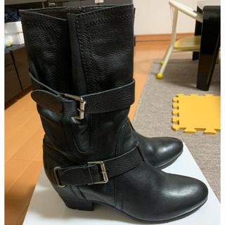 イング(ing)のing ミドルブーツ 23.5cm(ブーツ)