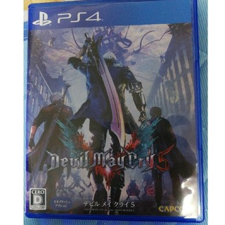 PlayStation4 - デビル メイ クライ 5