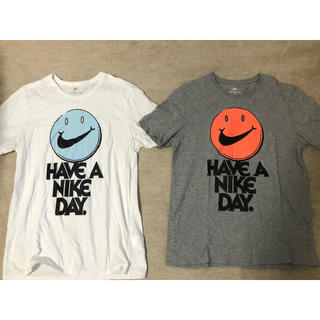 NIKE - have a NIKE day Tシャツ スマイル 2枚セット