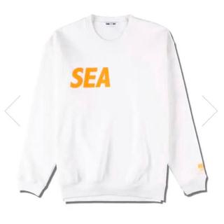 Supreme - ウィンダンシー SEA (SMALL) SWEAT SHIRT