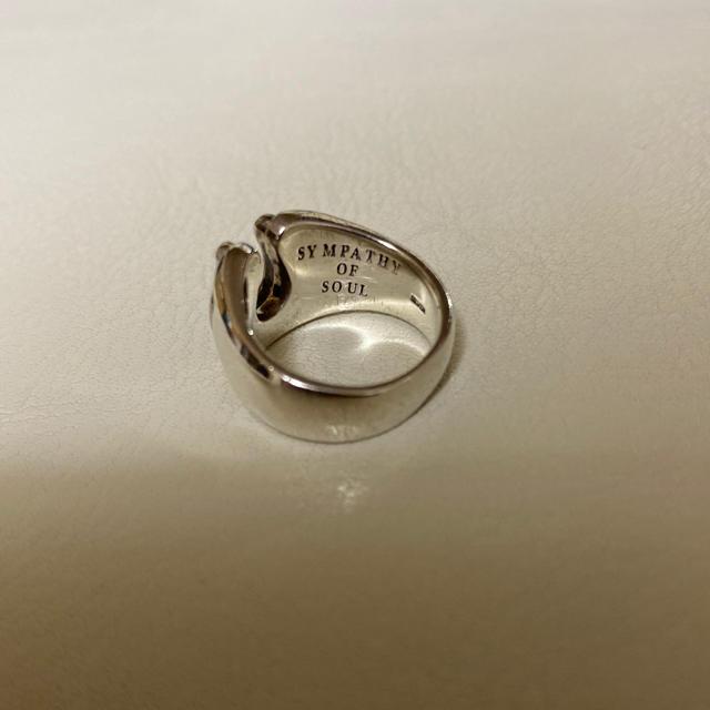 S.O.S fp(エスオーエスエフピー)のあいうえお様専用 メンズのアクセサリー(リング(指輪))の商品写真