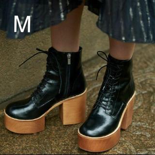 アメリヴィンテージ(Ameri VINTAGE)のAmeri VINTAGE  lace up boots(ブーツ)