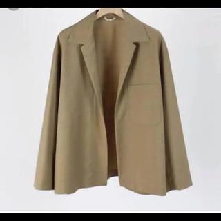 COMOLI - auralee ウールシルクトロピカルシャツジャケット