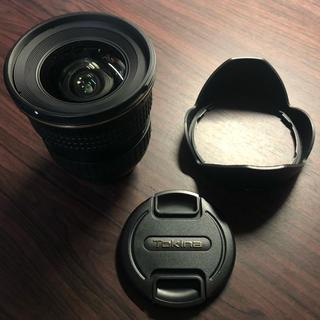 Nikon - 美品 Tokina 超広角  PRO DX II 11-16mm F2.8