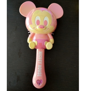 Disney - ミッキーのヘアーブラシ(新品)
