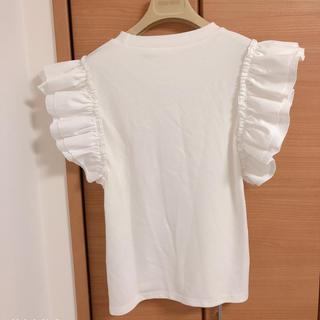 𝐛𝐢𝐫𝐭𝐡𝐝𝐚𝐲 𝐛𝐚𝐬𝐡 フリルTシャツ