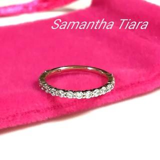 サマンサティアラ(Samantha Tiara)のサマンサティアラ K7エタニティピンキー リング 1号(リング(指輪))