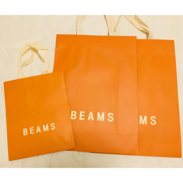 BEAMS(ビームス)のビームス  ショップ袋 レディースのバッグ(ショップ袋)の商品写真