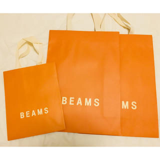 BEAMS - ビームス  ショップ袋