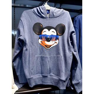 Disney - 【新品未使用】サングラスミッキー⭐️パーカーS