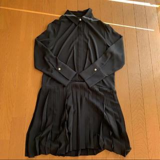 ZARA - 美品 ZARA シャツ ワンピース