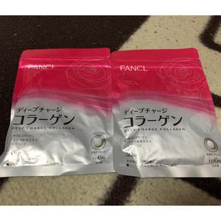 ファンケル(FANCL)の【2袋分】ファンケル ディープチャージ コラーゲン 180粒(約30日分)(コラーゲン)
