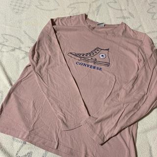コンバース(CONVERSE)のコンバース ロンT(Tシャツ/カットソー(七分/長袖))