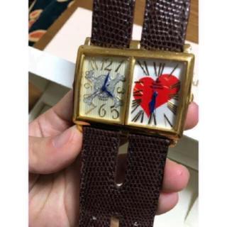 Vivienne Westwood - Vivienne Westwood  腕時計 ダブルフェイス