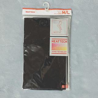 UNIQLO - 【新品 未開封】M/L ユニクロ ヒートテック タイツ ブラック