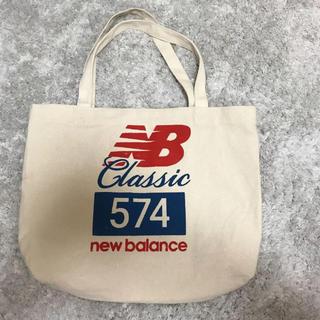 ニューバランス(New Balance)のNBトートバッグ(ニューバランス)(トートバッグ)