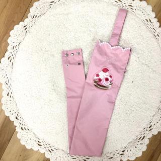 LADUREE - ラデュレ 傘カバー 傘入れ ピンク