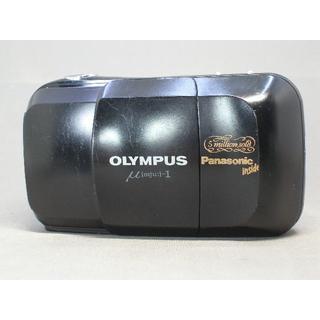 OLYMPUS - [海外版名機シリーズ] Olympus μ[mju:]-1 Limteバージョン