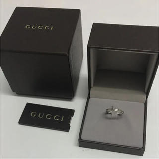 グッチ(Gucci)のGUCCI インフィニティ リング(リング(指輪))