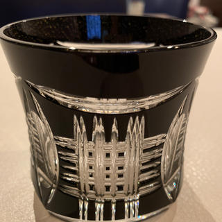 トウヨウササキガラス(東洋佐々木ガラス)の切子 ロックグラス(グラス/カップ)