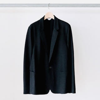 THEE / シー  wool jersey jacket