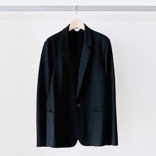COMOLI - THEE / シー  wool jersey jacket