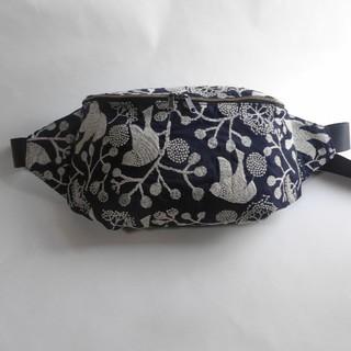 ミナペルホネン(mina perhonen)のそうゆい☆はは様専用 点と線模様製作所 birdgarden ボディバッグ(ボディバッグ/ウエストポーチ)