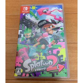 Nintendo Switch - 今週限定値下げ!スプラトゥーン2  switch