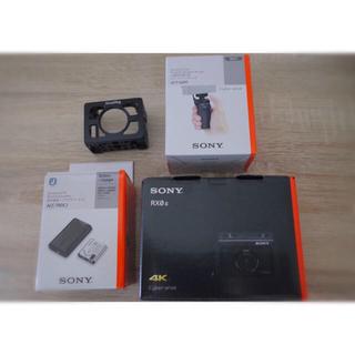 SONY - セール価格 SONY ソニー RX0mk2 おまけ多数付き