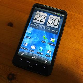 HTC - softbank HTC Desire HD 001ht ジャンク