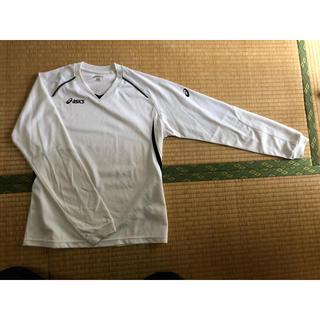 アシックス(asics)のasics 長袖Tシャツ バレーボール用(Tシャツ(長袖/七分))