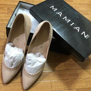 マミアン(MAMIAN)のMAMIAN iCoN2 Foundations ポインテッドトゥパンプス7cm(ハイヒール/パンプス)