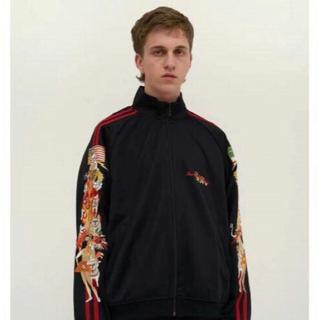 COMME des GARCONS - doublet カオス刺繍 トラックジャケット