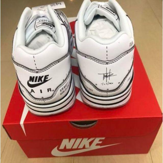 NIKE(ナイキ)の27.5cm NIKE AIRMAX1 SKETCH TO SHELF メンズの靴/シューズ(スニーカー)の商品写真