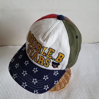 DOUBLE.B - ダブルB キャップ 帽子 L(52~54)