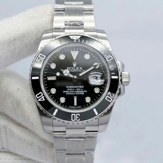 ROLEX - レックス(rolex)ロレックスグリーンウォーターデビル黒水デ ビル腕時計男性