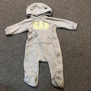 babyGAP - baby gap  70 ロンパース裏起毛