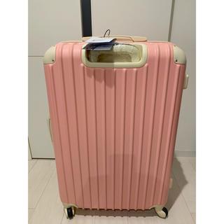 スーツケース 軽量 TSAロック搭載 Lサイズ
