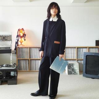サンシー(SUNSEA)の【求】SUNSEA SNM-Blue-Jacket/Black   セットアップ(テーラードジャケット)