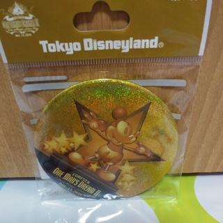 Disney - ワンマンズドリーム 缶バッチ