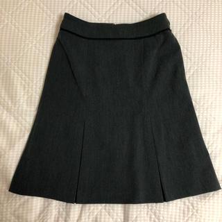 お値下げ!プリーツスカート(ひざ丈スカート)